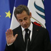 Autour de Sarkozy, on sourit de cet «effet boomerang»