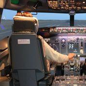 Boeing 777: les stages contre la phobie de l'avion dopés