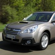 Subaru Outback 2.0D Lineartonic, le grand méconnu