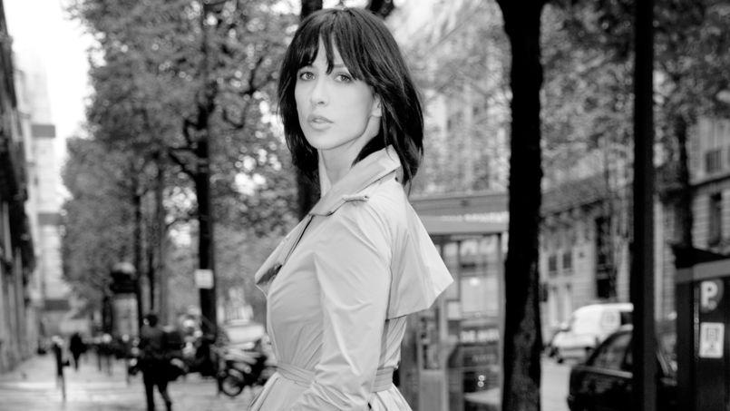 Sophie Marceau, 47 ans, actrice et réalisatrice, est née à Paris.