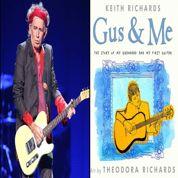 Keith Richards va publier un livre... pour enfants!