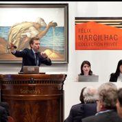 Vente Marcilhac : déjà près de 15 millions pour sa collection