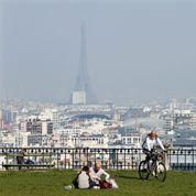 Pollution en région parisienne: des transports gratuits pendant trois jours