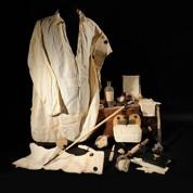 La chemise du dernier soupir de Napoléon à Sainte-Hélène