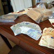Un vaste réseau de blanchiment de la drogue démantelé