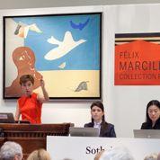 Vente Marcilhac : sa collection vendue 24,7 millions d'euros