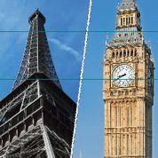 Paris-Londres : je t'aime, moi non plus