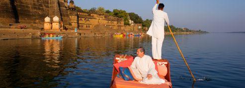 Sur la Narmada coule une Inde éternelle