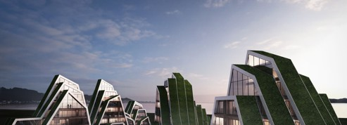 Tour du monde des immeubles les plus futuristes