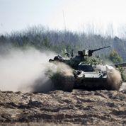 L'Ukraine accuse la Russie d'«invasion militaire»