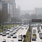Pollution : circulation alternée lundi matin à Paris et dans la petite couronne