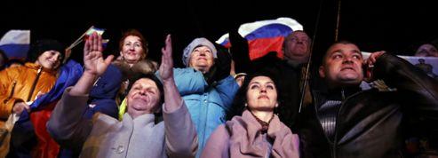 La Crimée plébiscite son rattachement à la Russie