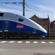 Des passagers retrouvent le cadavre d'un cycliste encastré à l'avant d'un TGV