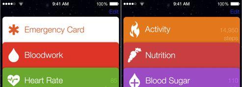 Apple prépare une application dédiée à la santé et au sport