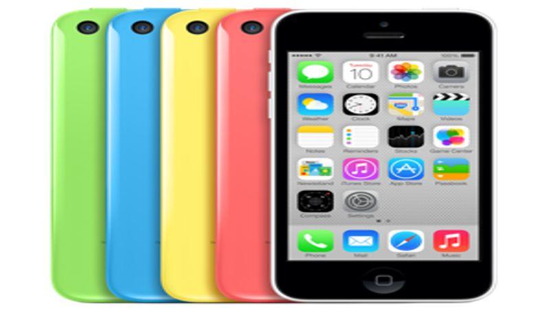 apple lance une version moins ch re de l 39 iphone 5c mais. Black Bedroom Furniture Sets. Home Design Ideas