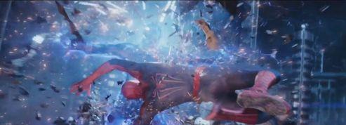 The Amazing Spider-Man 2 : une bande-annonce de haute volée