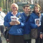Sarkozy au Parc Monceau : «une belle rencontre fortuite»