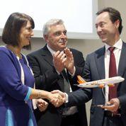 EasyJet officialise sa commande géante d'A320