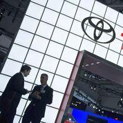 Une sanction record de 1,2 milliard de dollars contre Toyota
