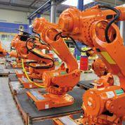 Les robots deviennent presque des collègues