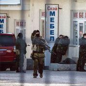 Les Russes passent à l'offensive en Crimée