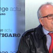 Wallerand de Saint-Just en «cuir de combat» au Figaro