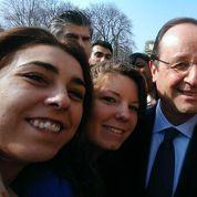 La fièvre des «selfies»se répand parmi les politiques