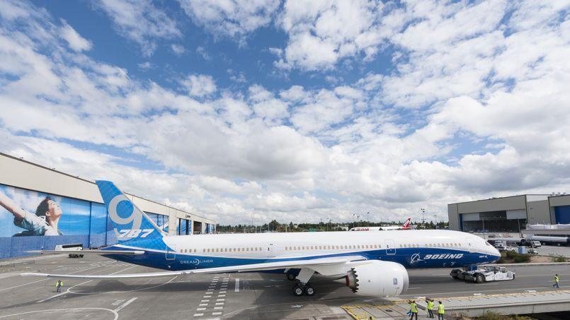 787 Dreamliner: Boeing doit mieux surveiller ses sous-traitants