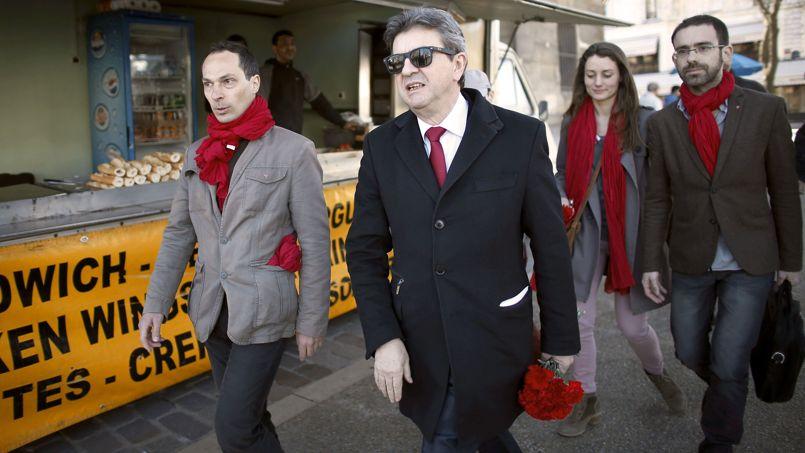 Le fait de la semaine : ««Épuisé», Mélenchon ne sait pas s'il sera candidat aux européennes»