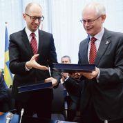 Les Vingt-Huit arriment l'Ukraine à l'Union européenne