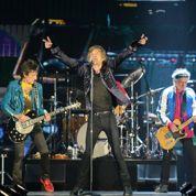 Les Rolling Stones en concert au Stade de France le 13 juin