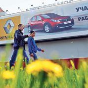 Les entreprises françaises implantées en Russie inquiètes