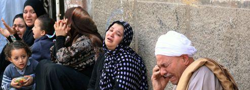 529 Égyptiens condamnés à mort