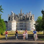 Les châteaux de La Loire… à bicyclette!