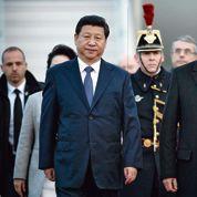 La France déroule le tapis rouge à Xi Jinping