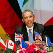 Obama et Merkel sauvent le monde dans un «war game»
