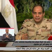Égypte : le maréchal Sissi annonce sa candidature à la présidentielle