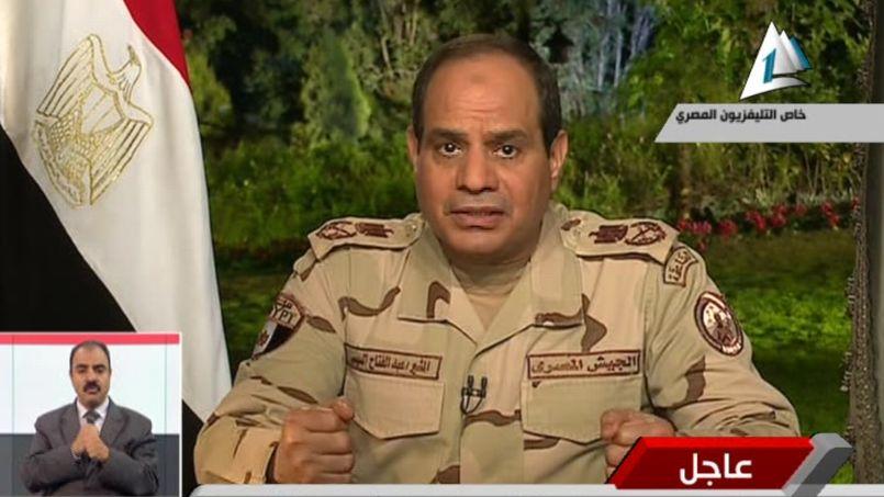 Égypte : le maréchal Abdel Fattah al-Sissi annonce sa candidature à la présidentielle