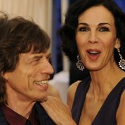 L'Wren Scott : Mick Jagger avec ses proches aux funérailles