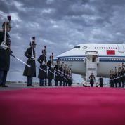 De Lyon à Paris, Xi Jinping accueilli en grande pompe
