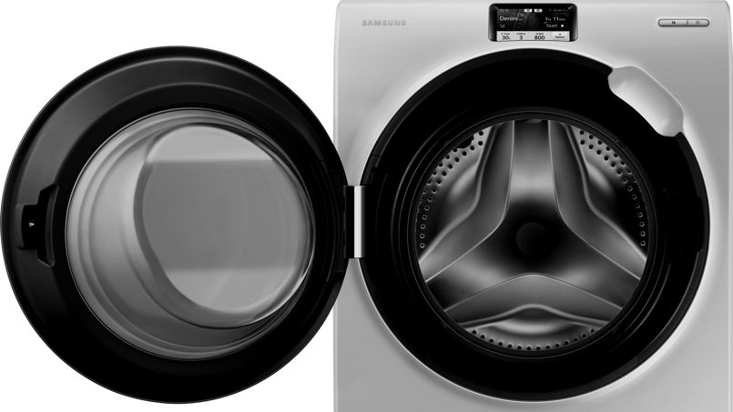 Samsung passe au lave linge intelligent - Lave linge intelligent ...