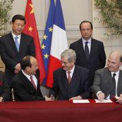 Paris et Pékin consolident leur partenariat