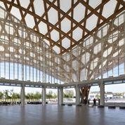 Shigeru Ban reçoit le prix Pritzker 2014 de l'architecture