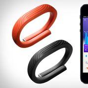 Le Jawbone UP 24, pour partager toute son activité avec ses amis