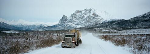 Alaska :sur la piste des kamikazes