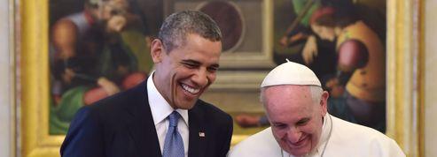 Le pape François et les présidents
