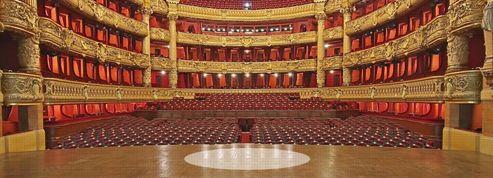 Au cœur de l'Opéra Garnier grâce à Google Street View