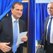 À Perpignan, le maire sortant UMP fait la course en tête