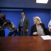 Municipales : Le Pen construit l'après-second tour