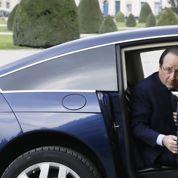 «François Hollande travaille du lundi 07 h au dimanche 23 h»